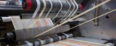 Druckmaschine - Clever Foliendruck GmbH